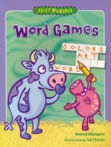 First Puzzles: Word Games