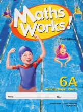 Math Works Activity Book 6A1