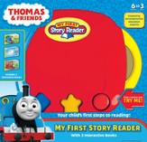 Thomas & Friends: My First Story Reader - Electronic Reader And 3-Book Set