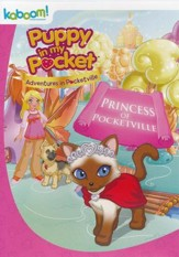 Puppy In My Pocket: Princess of Pocketville, DVD