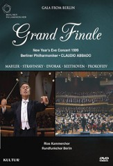 Grand Finale of the New Year's Eve Concert 1999 DVD