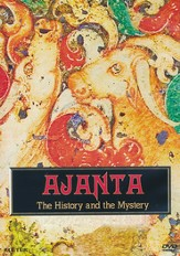 Ajanta Caves: The Mystery of India's Ancient Caves DVD - Slightly Imperfect