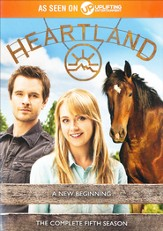 Heartland: The Complete 5th Season, DVD