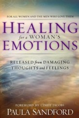 Healing for a Woman's Emotions: Released from Damaging Thoughts and Feelings - Slightly Imperfect