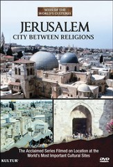 Jerusalem: City Between Religions DVD
