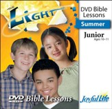 The Light Junior (Grades 5-6) Bible Lesson DVD