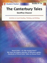 Canterbury Tales, Novel Units Student Packet, Grades 9-12