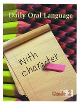 Daily Oral Language Grade 2 Teacher's Edition