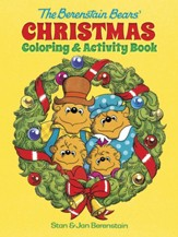 The Berenstain Bears' Christmas Coloring and Activity Book