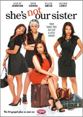 She's Not Our Sister, DVD
