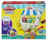 Play Doh Ice Cream Sundae Cart