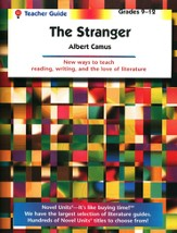 Stranger, Novel Units Teacher's Guide, Grades 9-12