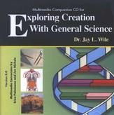 Exploring Creation with General Science, Multimedia Companion CD-ROM (1st Edition)