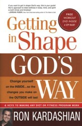 Getting in Shape God's Way--Book and DVD
