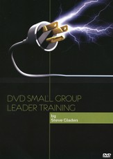 DVD Small Group Leader Training, 3 DVDs & 1 PDF