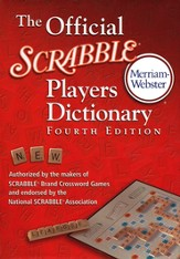 The Official Scrabble Player's Dictionary, Fourth Edition