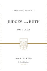Judges and Ruth: God in Chaos - eBook