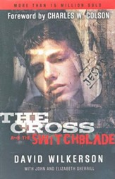 The Cross and the Switchblade, 45th Anniversary Edition  - Slightly Imperfect