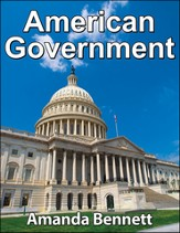 American Government Unit Study on CD-ROM