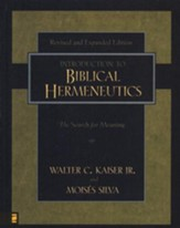 An Introduction to Biblical Hermeneutics, Second Edition