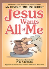 Jesus Wants All of Me - eBook