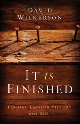 It Is Finished: Finding Lasting Victory Over Sin - Slightly Imperfect