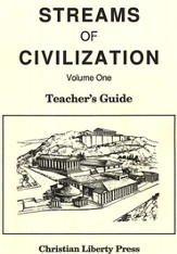 Streams/Civilization Teacher's Manual