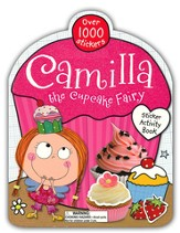 Camilla the Cupcake Fairy Stickerbook