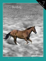 Building Spelling Skills Book 7, Second Edition, Grade 7