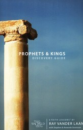 That The World May Know, Vol. 2: Prophets & Kings of Israel Discovery Guide, Faith Lessons