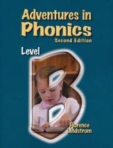 Adventures in Phonics Level B (Second Edition), Grade 1