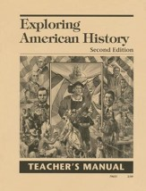 Exploring American History Second Edition Teacher's Manual