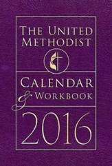 United Methodist Calendar & Workbook 2016