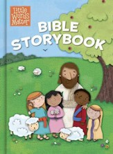 Little Words Matter Bible Storybook - eBook