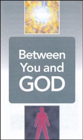 Evangecube Tract (English) Between You and God