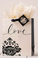 Love Specialty Gift Bag, Medium