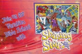 VBS 2015 Shining Star: See the Jesus in Me - Invitation Postcards (Pkg of 25)