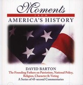 Moments from America's History - Audiobook on CD