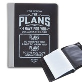 I Know the plans, Black Photo Wallet