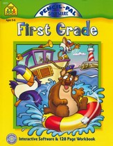 Pencil Pal First Grade Software