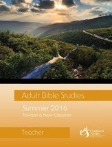 Adult Bible Studies Summer 2016 Teacher - eBook