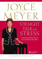Straight Talk on Stress: Overcoming Emotional Battles with the Power of God's Word! - eBook