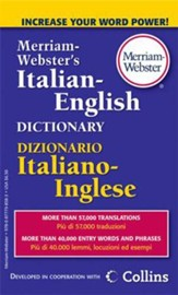 Merriam-Webster's Italian-English Dictionary
