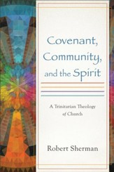 Covenant, Community, and the Spirit: A Trinitarian Theology of Church - eBook