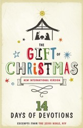 The Gift of Christmas: 14 Days of Devotions - eBook
