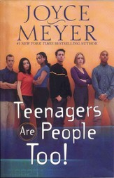 Teenagers Are People Too - eBook