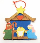 Nativity Craft Set (12 Sets)