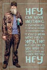 Duck Dynasty, Si Thank You Cards, Pack of 6