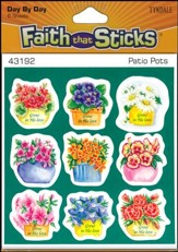 Stickers: Patio Pots