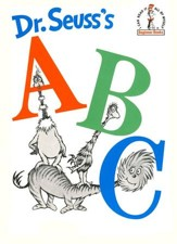 Dr. Seuss's ABC, An I Can Read It All By Myself Beginner Book